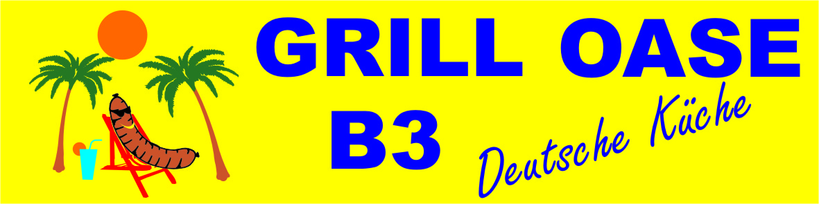 Grill-Oase B3