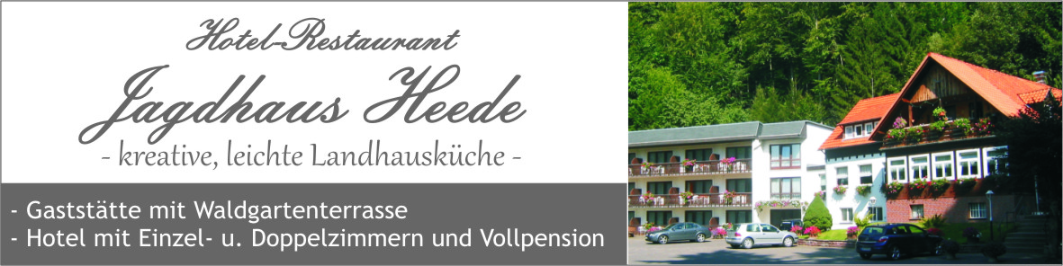Hotel/Restaurant Jagdhaus Heede